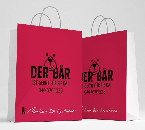 Marketingkonzeption für die Berliner Bär Apotheken